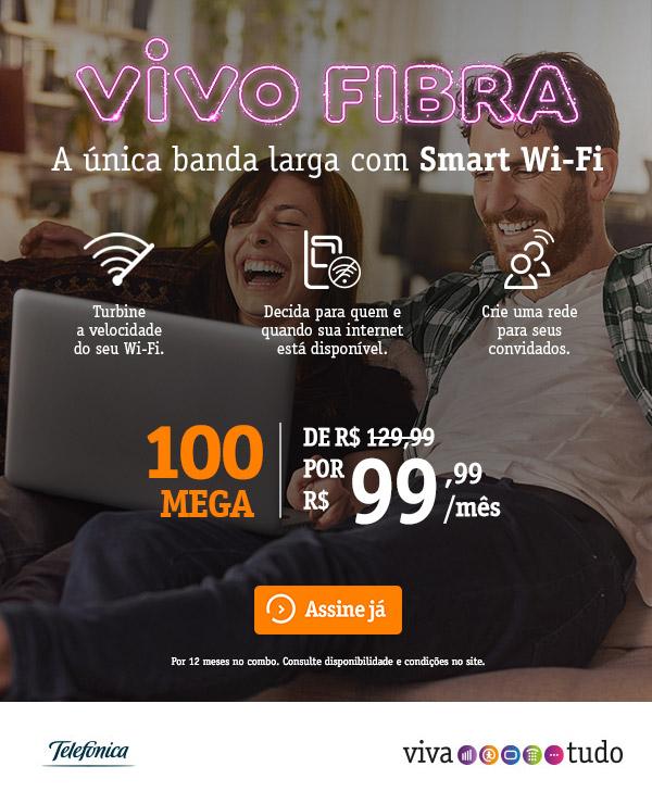 Vivo Fibra agora tem Vivo Smart Wi-Fi